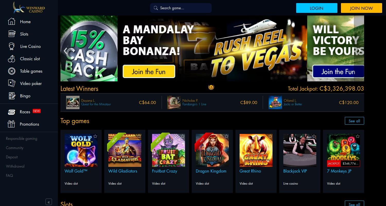 pocketwin casino
